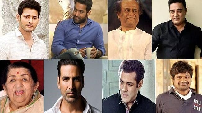 IAF strikes: Indian film personalities laud Indian Air Force