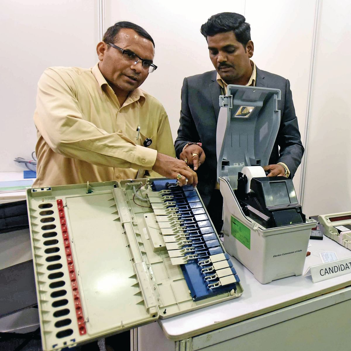 Why is EVM a sacred cow?