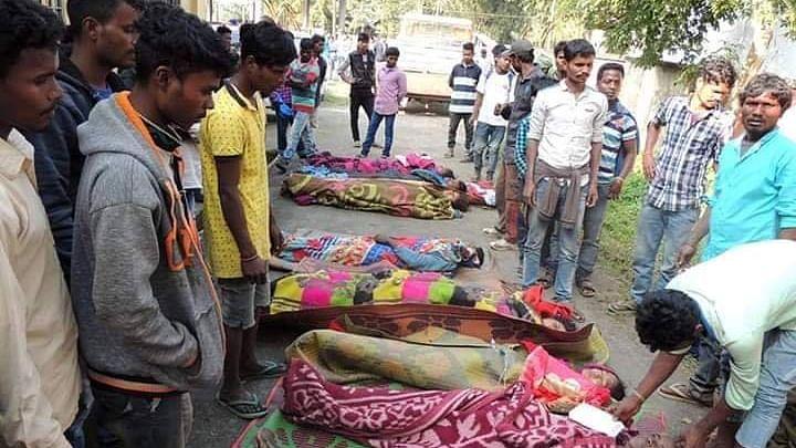 Assam hooch tragedy death toll jumps to 133