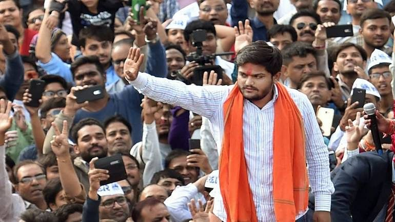 Patel power to the fore: Hardik to boost Congress poll prospects in Gujarat