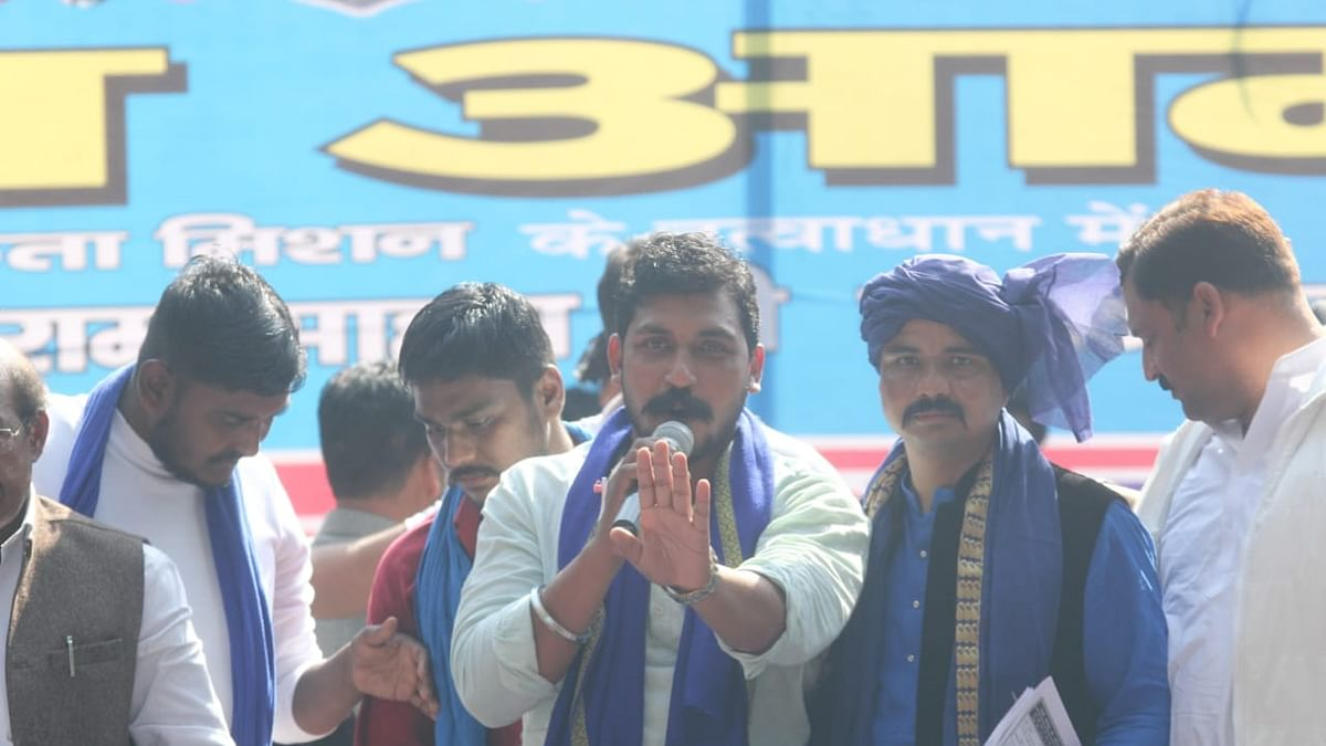 Will you help me oust Modi from Parliament: Bhim Army Chief Aazad