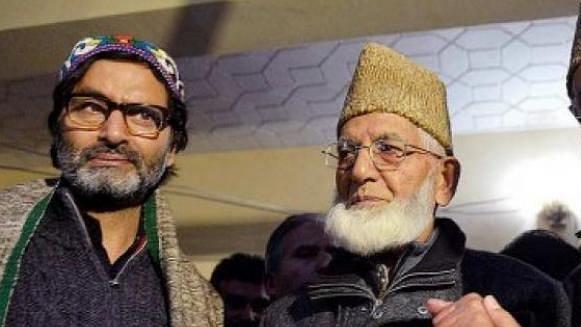 India government bans Yasin Malik-led JKLF; Hurriyat leader Geelani booked under FEMA