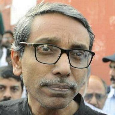 JNU VC M Jagadesh Kumar (PTI)