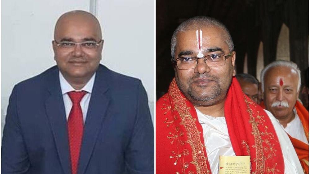 Two sides of the same coin: Sudhir Prabhakar Pujari