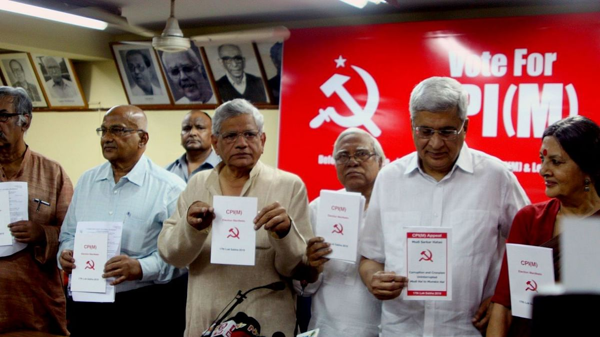 CPM releases manifesto, urges people to defeat BJP alliance in Lok Sabha elections