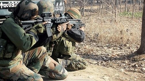 Pak violates ceasefire in Uri sector, civilian injured