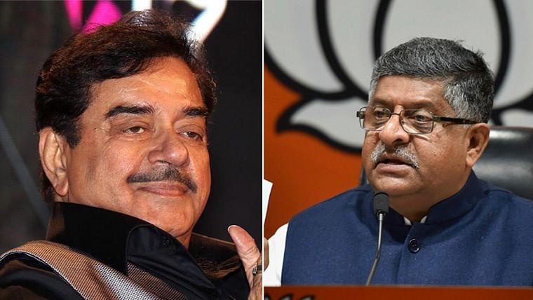 Bihar: NDA announces candidates for 39 out of 40 seats, Ravi Shankar Prasad gets Shatrughan's Patna Saheb seat