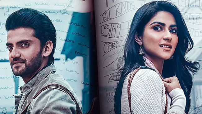 Notebook review: Why was notebook written in English when the content was in Hindi?