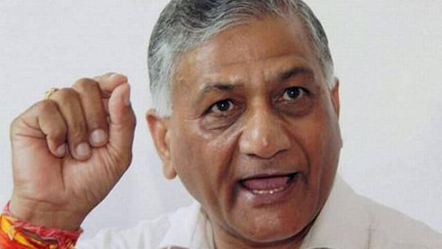Lok Sabha polls: Rich-poor divide casts shadow on VK Singh's future in Ghaziabad constituency