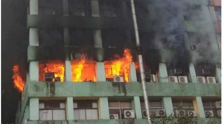 Delhi Fire: Important files, documents feared destroyed in CGO complex fire
