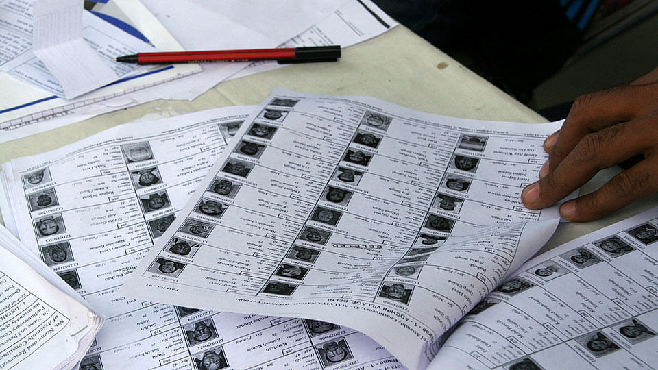Andhra Pradesh: 8 lakh applications for deletion of voters, cases booked