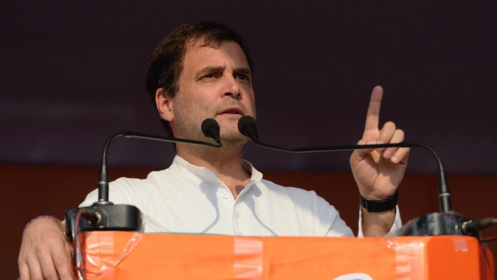 Rahul Gandhi: Modi has reduced Prime Minister's Office to status of Publicity Minister's Office