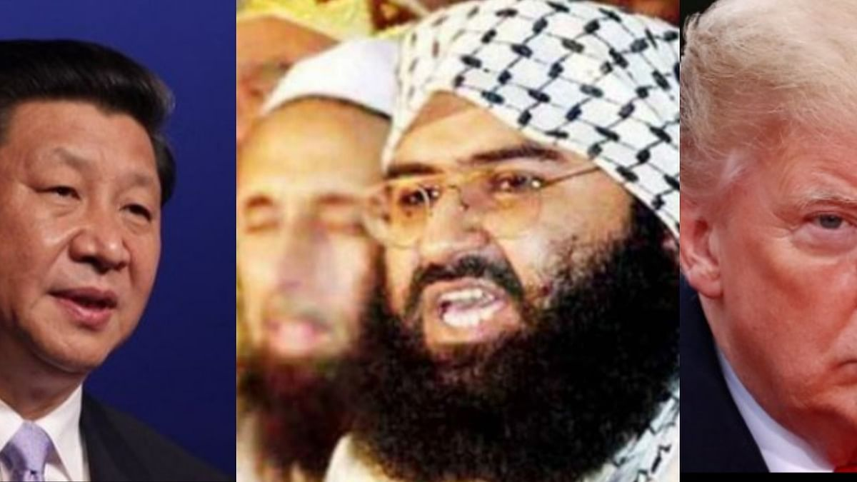 China accuses US of  forcefully moving resolution on JEM chief Masood Azhar in UNSC