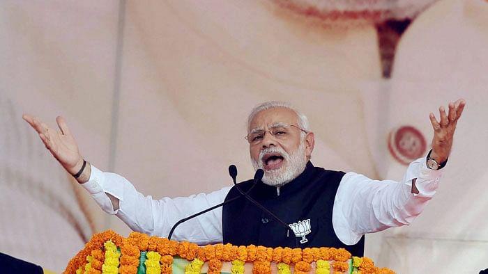 Sankalp Rally: BJP's politicisation of IAF strikes misfires for Modi, invites public backlash
