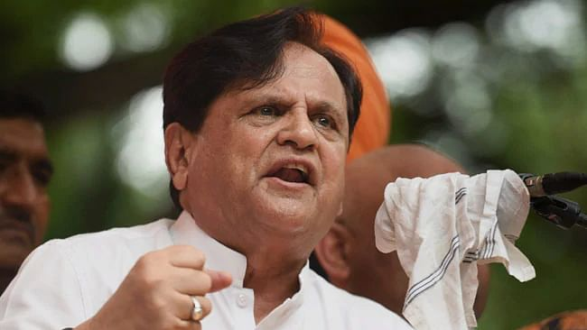 Not an economic package, but an empty package wrapped by speeches since last 3 days: Ahmed Patel