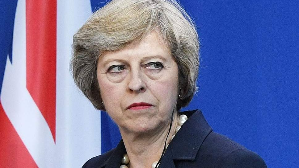 British PM  faces Ides of March