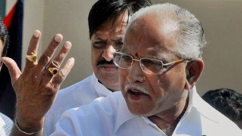 Yeddyurappa's handwriting could not be examined in the absence of the original diary