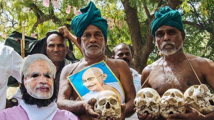 111  farmers from Tamil Nadu to contest against PM Modi in Varanasi