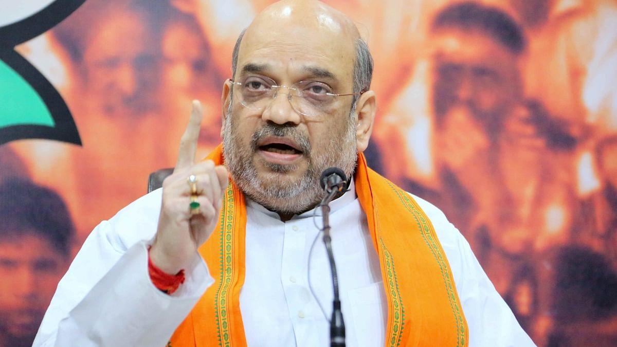 WATCH | 'Over 250': BJP chief Amit Shah tells (in Gujarati) number of terrorists killed in Balakot airstrike