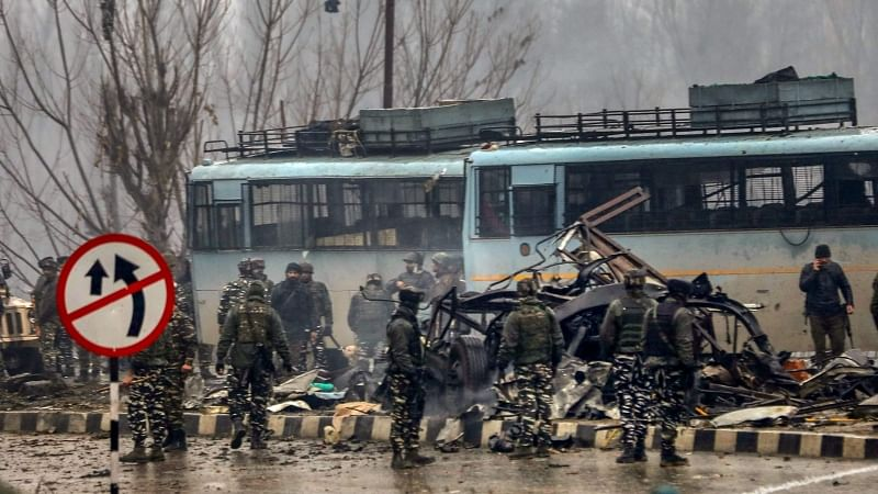 Pakistan rejects 'fabricated' NIA chargesheet in Pulwama attack