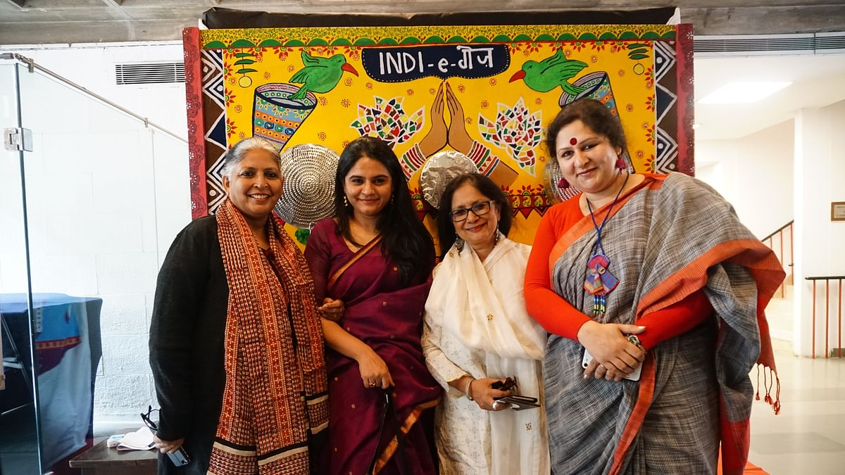 Photo Courtesy: Asian Women's Film Festival organised by International Association of Women in Radio and Television