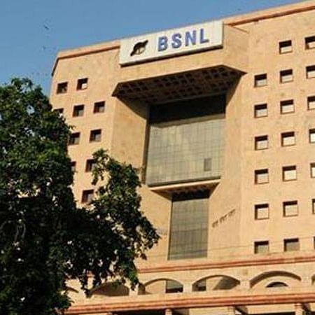 BSNL's office in New Delhi, Photo Courtesy: PTI