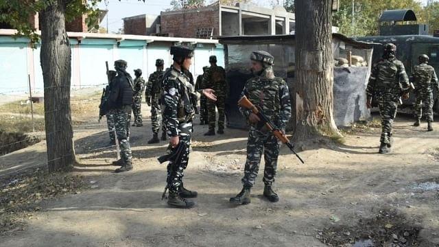 Govt constitutes GoM on Jammu and Kashmir