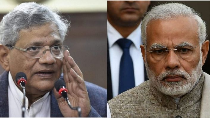 "Sitaram Yechury: Modi govt admits Rafale documents ""stolen""; FIR against Modi inescapable"