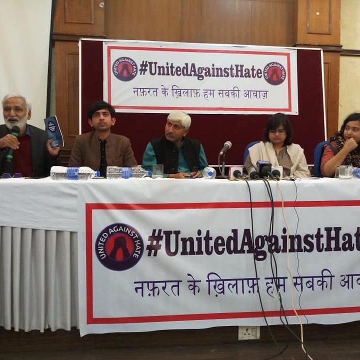 Manifesto against Hate demands  law against communal violence, setting up of judicial tribunals