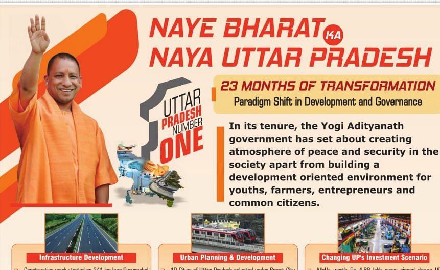 WATCH | The changing face of Uttar Pradesh