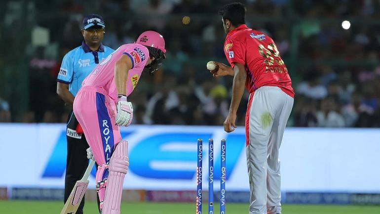 It was instinctive, don't know from where understanding of spirit comes: Ashwin on 'Mankading'