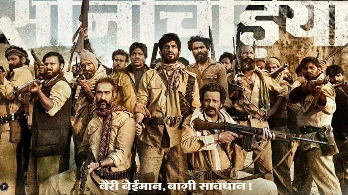 Sonchiriya review: It is much more than a slick dacoit drama