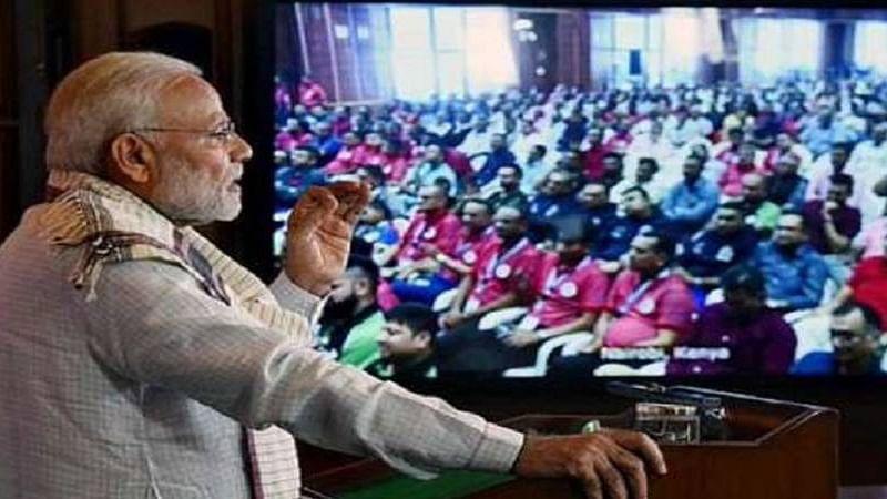 PM Modi mocks dyslexia persons; political leaders, Twitterati erupt in anger