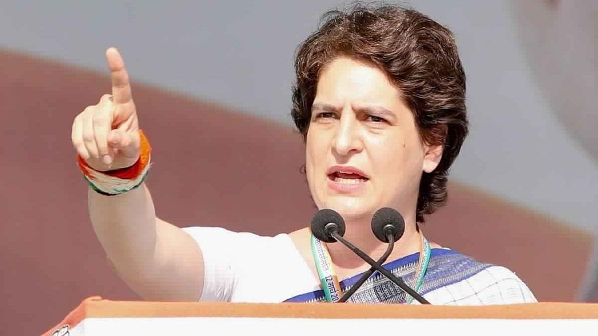 Priyanka Gandhi writes open letter to people assuring transformation of UP politics
