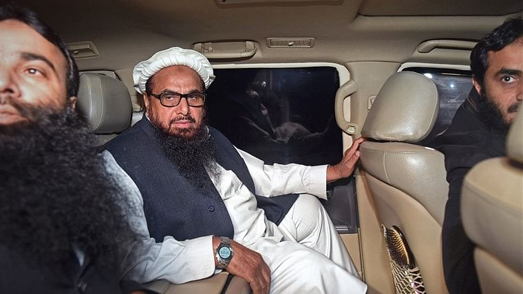 Pakistan places Hafiz Saeed-led Jamaat-ud-Dawah, its charity wing in list of 70 banned organisations