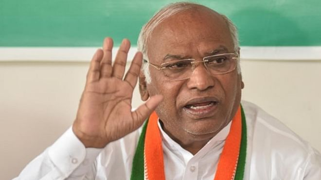 Congress leader Mallikarjun Kharge rejects invite to attend Lokpal panel meet