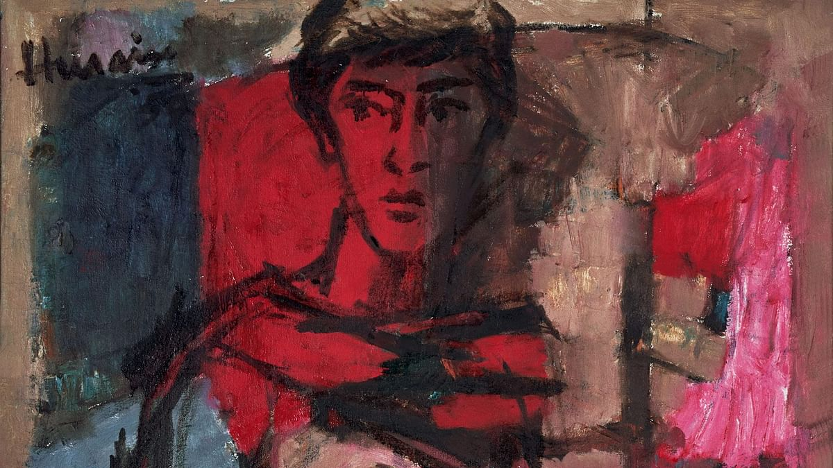 Works of India's most prominent modern painters will be soon presented for on line auction