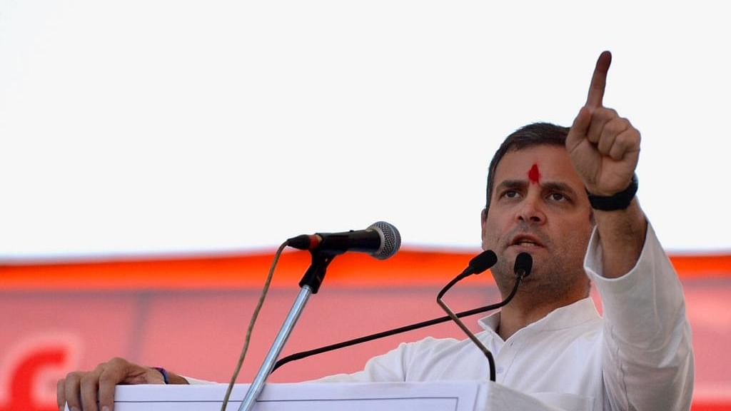 LIVE news updates: There is now enough evidence to prosecute the PM in the Rafale Scam says Rahul Gandhi