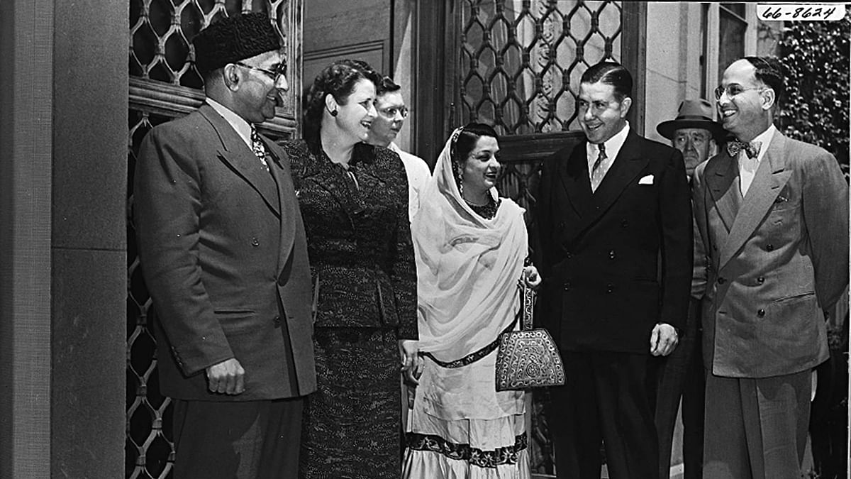 The Begum: A Portrait of Ra'ana Liaquat Ali Khan, Pakistan's Pioneering First Lady; From Almora to Pakistan
