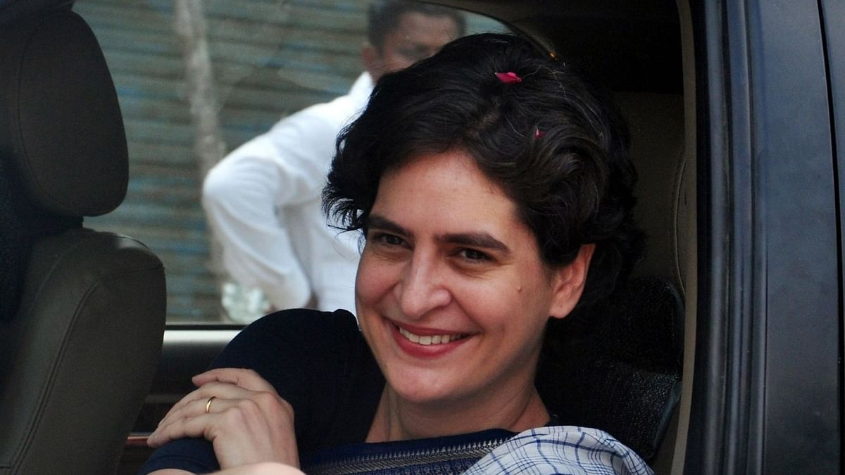 CWC meet, Priyanka Gandhi rally in Ahmedabad to take place on March 12