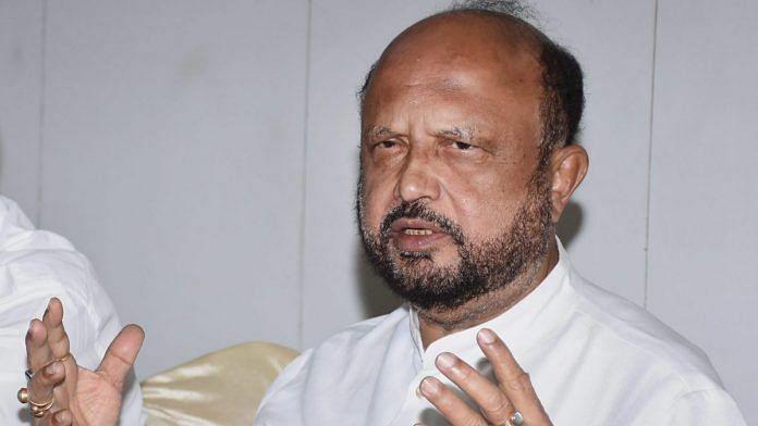 Assam: Prafulla Kumar Mahanta upset with BJP-AGP alliance