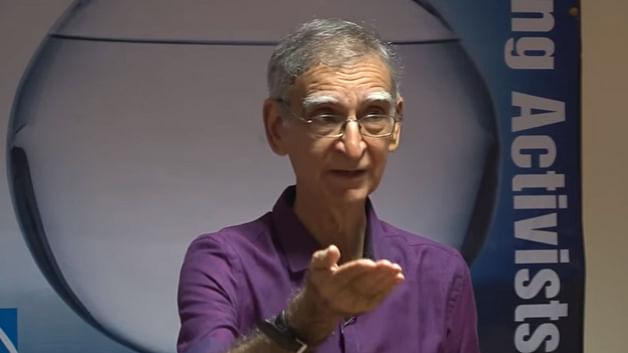 Knock, knock, cops come calling on Prof Ram Puniyani