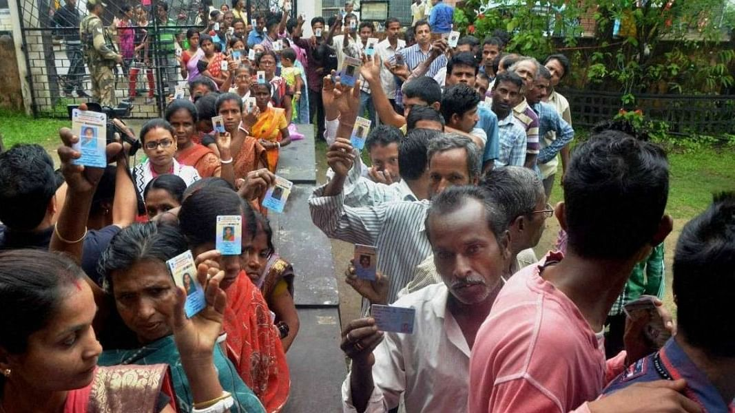 Exclusion from draft Assam NRC will not affect voting rights for LS polls: ECI to SC