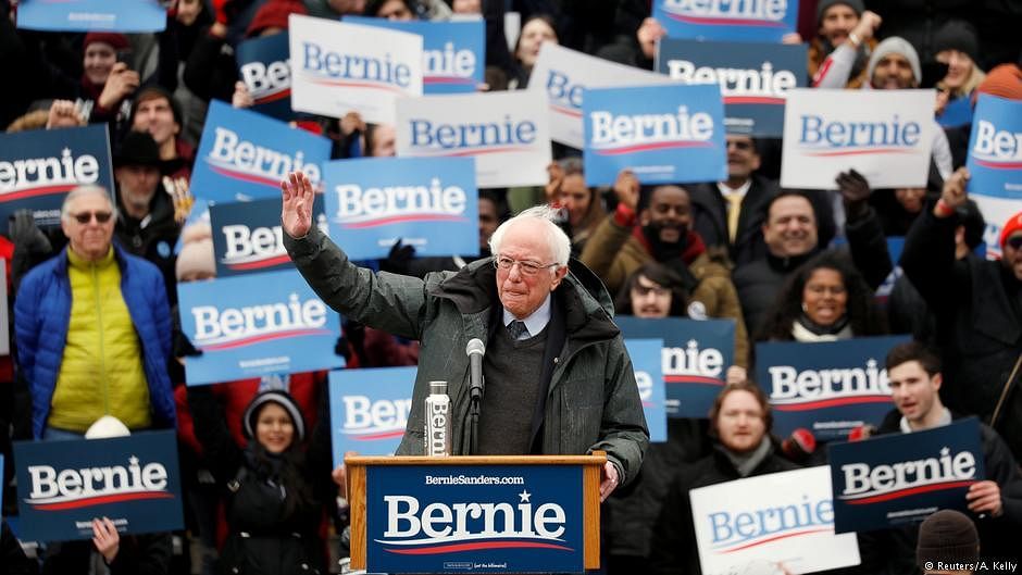 Bernie Sanders wins key primary, moves a step forward to claim Democratic nomination