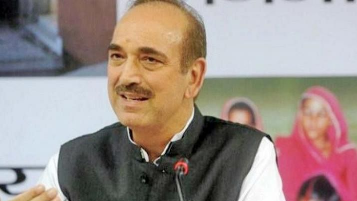 'Abrogation of Article 35-A will have serious ramification in Jammu, Ladakh rather than Kashmir': Azad