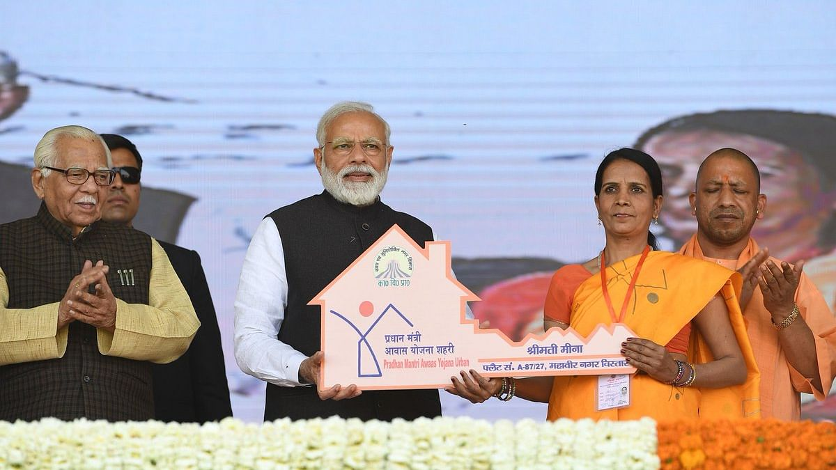 Only 39% of 79 lakh PMAY homes built so far: Report