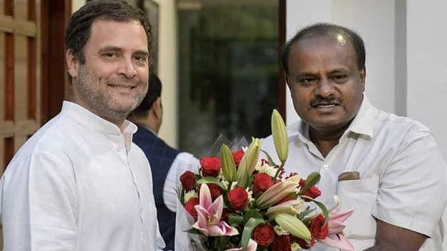 Congress, Janata Dal Secular agree on seat-sharing deal in Karnataka