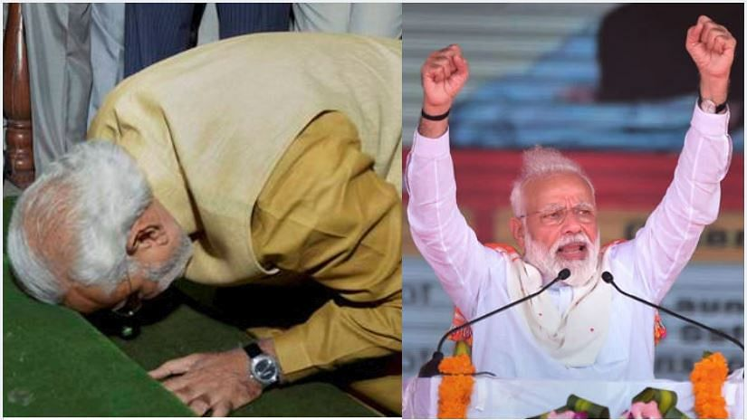 Report Card: Modi spent 800 days campaigning, not 80 in Parliament