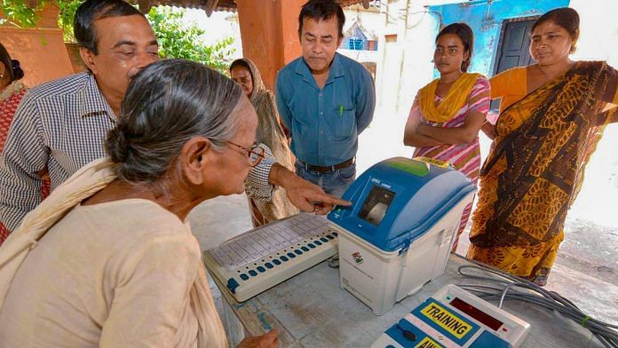 Opposition parties to approach SC over issues of malfunctioning and tampered EVMs