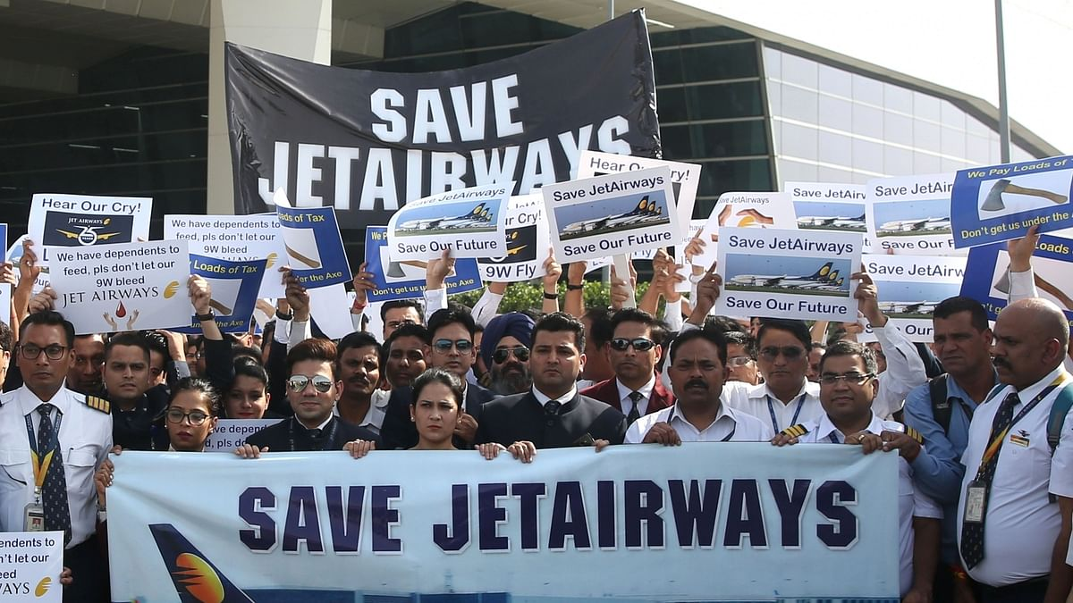 Jet unlikely to get serious bid, banks stare at massive loan write-offs